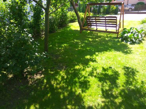 Ogród w obiekcie Willa Rzymska