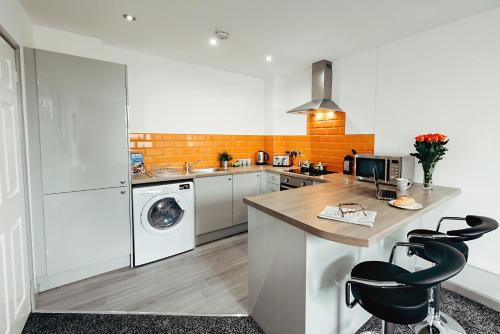 Halifax House, One Bedroom Apartment 216