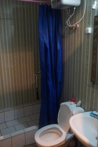 A bathroom at Apartment Julia