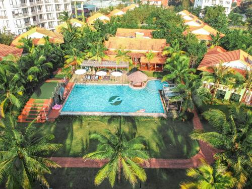 A bird's-eye view of Famiana Resort & Spa