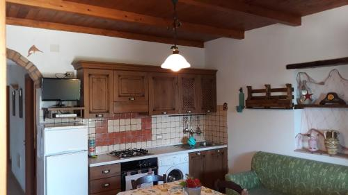 A kitchen or kitchenette at Country Bellavista