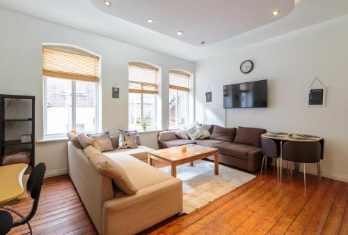 Luxury Central Newcastle Apartment 20