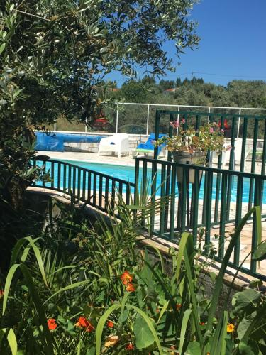 The swimming pool at or near Redondo Lodges