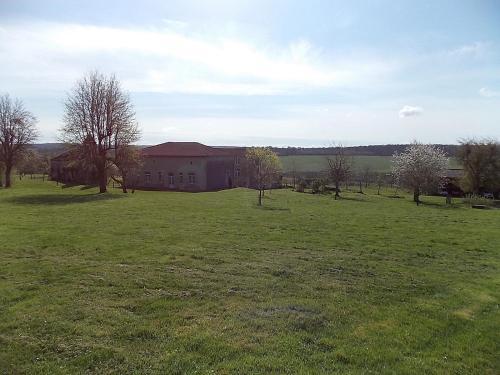 A garden outside Les Gîtes De Morville