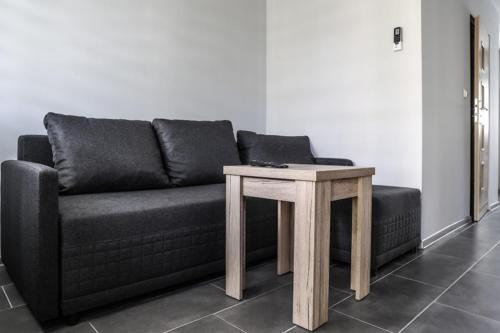 A seating area at 4E KLIMA