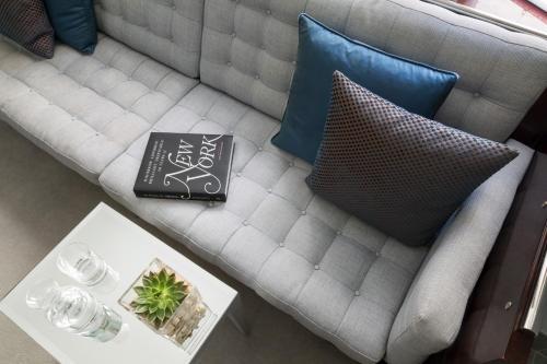A seating area at Royalton New York