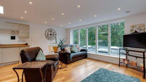 Amazing Frinton 2 bed with large terrace close to the beach