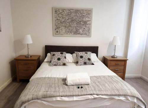 Broad Street Iconic Beauty 2 beds Apartment for 6 people
