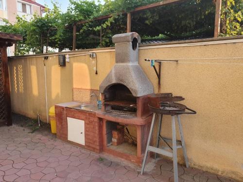 Facilități de grătar disponibile la această pensiune