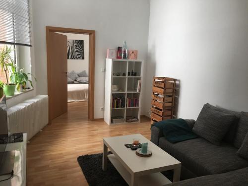 Posezení v ubytování Schönes 2- Zimmer Appartement Hannover/Südstadt, City und Messe nah