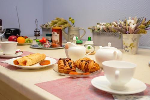 Завтрак для гостей Comfort City