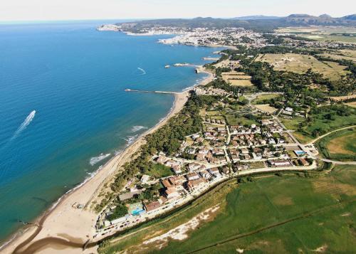 Vista aèria de Hotel Riomar