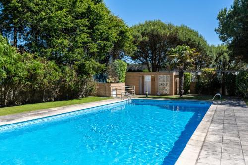 A piscina em ou perto de Esmoriz Land Sea View by MP