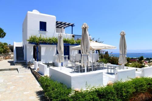 Dryades Family Hotel Drios, Greece