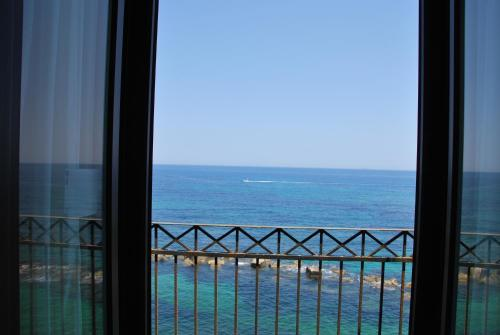 A general sea view or a sea view taken from the hotel