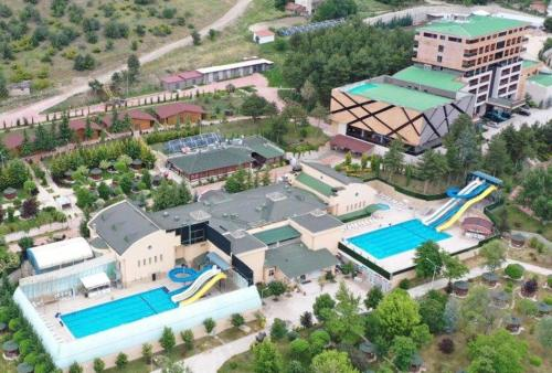 A bird's-eye view of Fimar Life Thermal Resort Hotel
