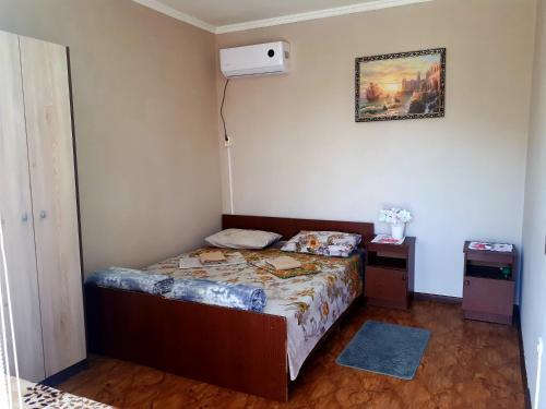 Кровать или кровати в номере МОРЕАН