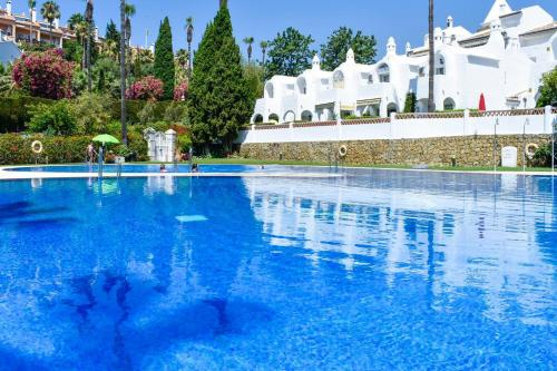 The swimming pool at or near Luxury BenalGolf - Benalmádena
