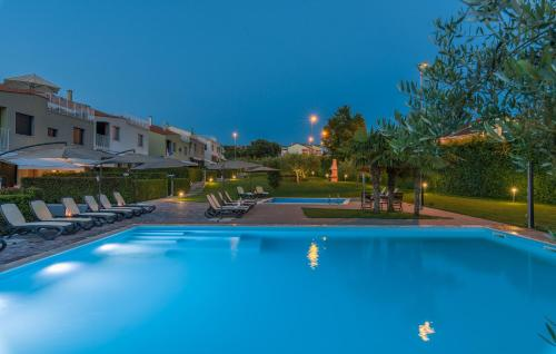 The swimming pool at or close to Apartments Maj