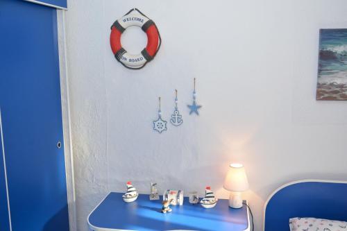 A bathroom at Apartment Pela