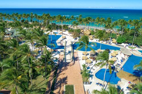 A bird's-eye view of Grand Sirenis Punta Cana Resort & Aquagames - All Inclusive