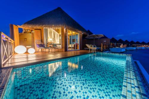 Piscina en o cerca de Mercure Maldives Kooddoo Resort