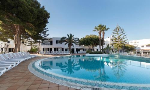 The swimming pool at or near Hotel Palia Dolce Farniente