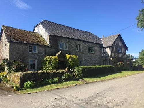 Lower House Farm B&B, Herefordshire