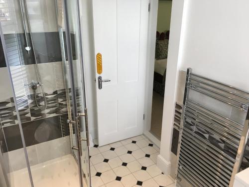 A bathroom at The Snowdon House