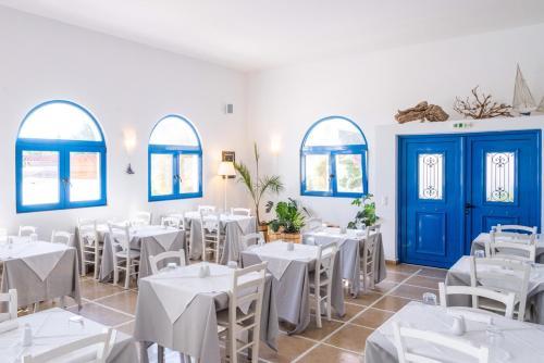 Εστιατόριο ή άλλο μέρος για φαγητό στο Lindos Sun Hotel