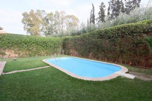The swimming pool at or near The Majestic Marrakesh Villa