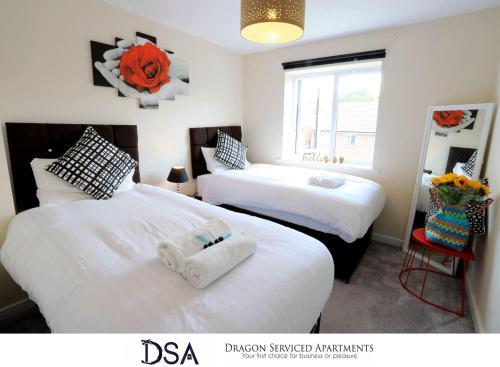Birmingham Stunning Beauty 3 beds3 baths Homebase for NECAirport