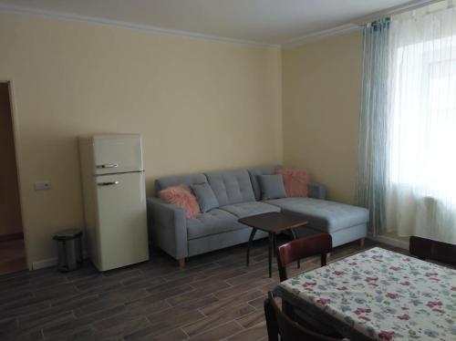 Posezení v ubytování Apartmán Nostalgie