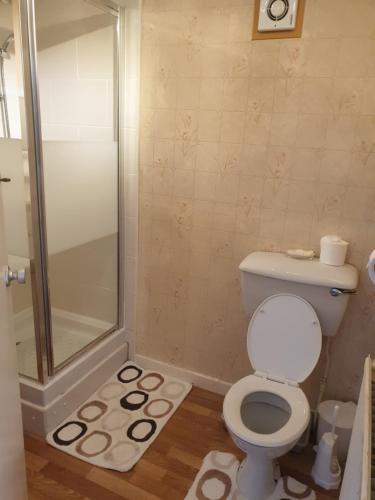 A bathroom at Craigieburn Guest House