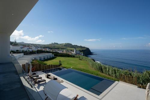 A view of the pool at Sul Villas & Spa - Azores or nearby