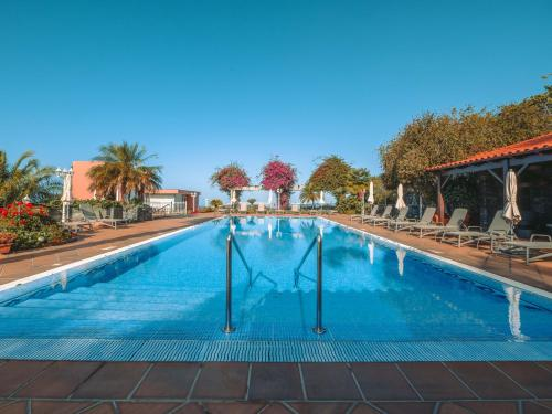 The swimming pool at or near Ocean Gardens