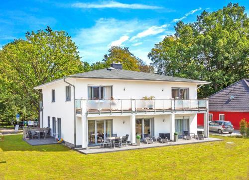 Villen am See - Villa Kaja Whg Achterland