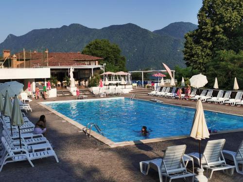 Piscina di Villa Bianchi o nelle vicinanze