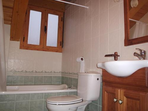 Un baño de Casa Rural Arturo I