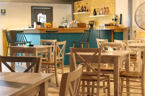 Εστιατόριο ή άλλο μέρος για φαγητό στο Primavera Hotel