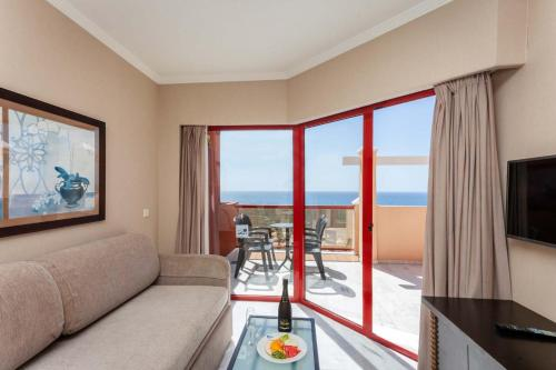 Zona de estar de Holiday World Resort