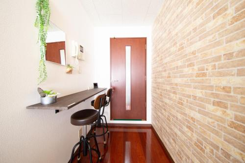 A kitchen or kitchenette at Comfort Self House Ten
