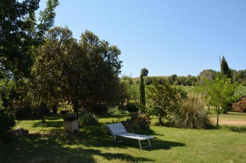 Giardino di Agriturismo San Agostino