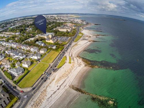 A bird's-eye view of Salthill Hotel