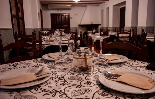Un restaurante o sitio para comer en Molino de Abajo de Bullas
