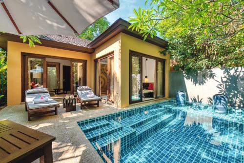 The swimming pool at or near Mövenpick Asara Resort & Spa Hua Hin