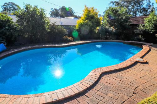 The swimming pool at or near Wemberley Lakehouse
