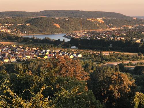 A bird's-eye view of Humboldtruh