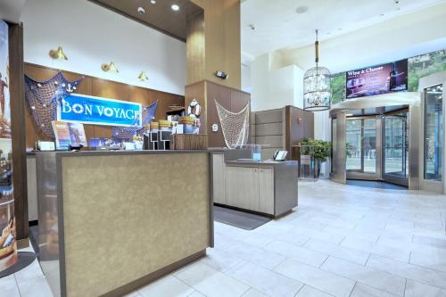 Lobbyn eller receptionsområdet på Club Wyndham Midtown 45