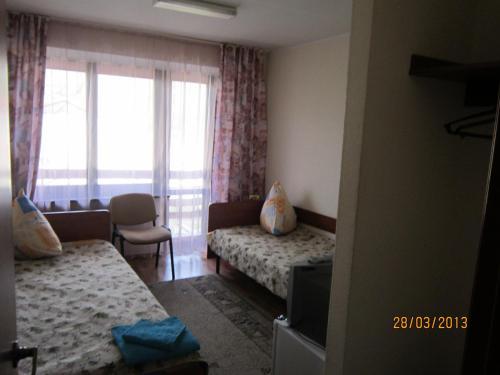 Гостиная зона в Гостиница Динамо